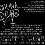 [10 JAN] Abertura da Ciclocozinha do Marquês