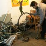 Mais algumas fotos da ciclocozinha